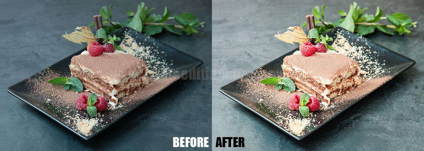 Edit Food Images