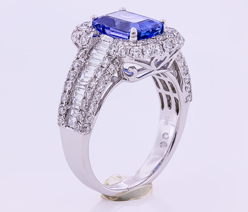Jewelry Image Editing Service Before