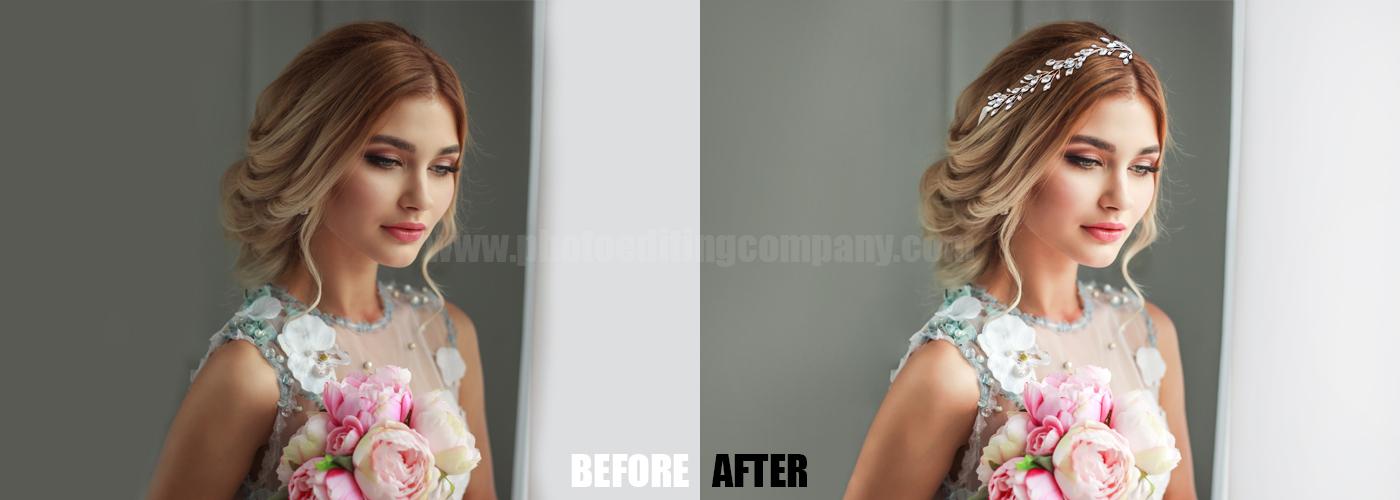 Jewelry Photo Editing Model