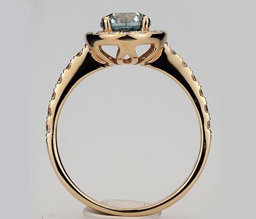 Jewelry Photo Retouching Diamond Before