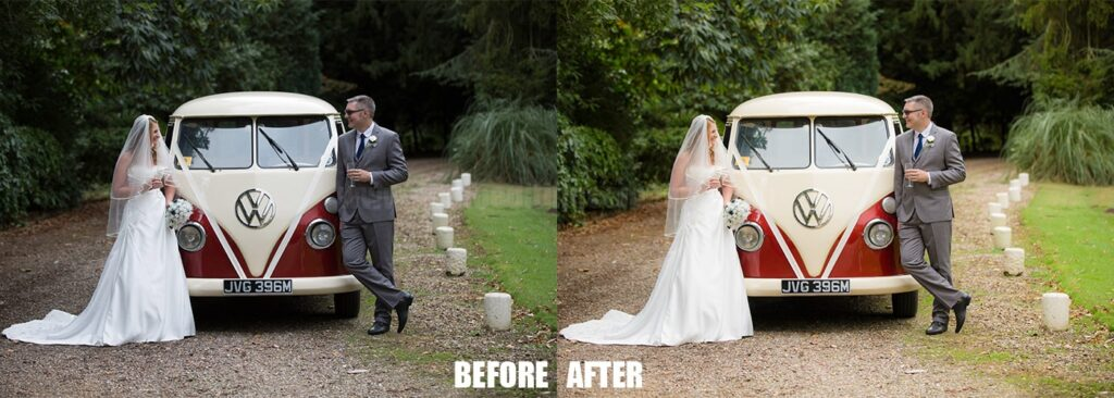 Wedding Photo Editing Service Photoshop