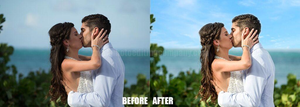 Wedding Photo Retouching Company